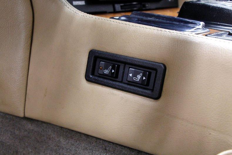 1989 Jaguar XJS V12 35