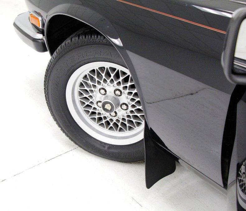 1989 Jaguar XJS V12 8