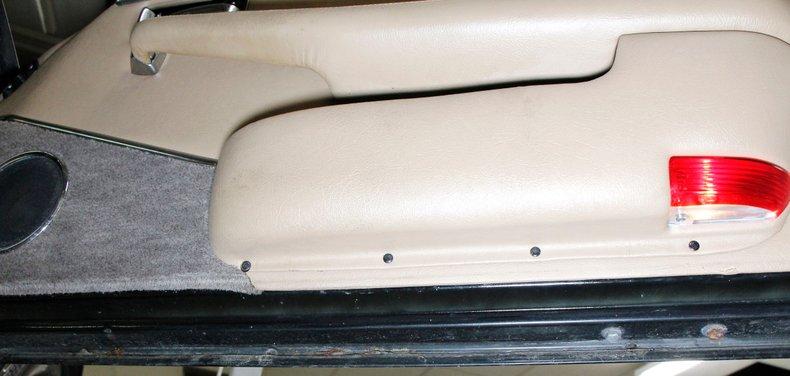 1989 Jaguar XJS V12 52