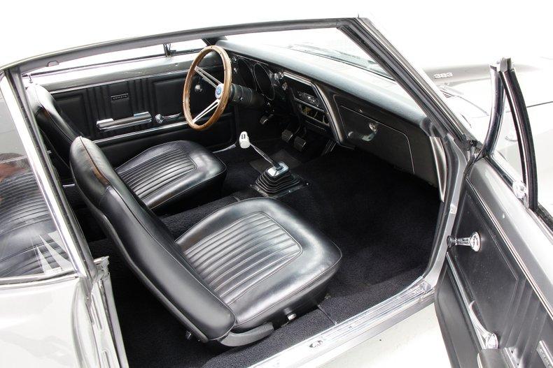 1967 Chevrolet Camaro RS 24