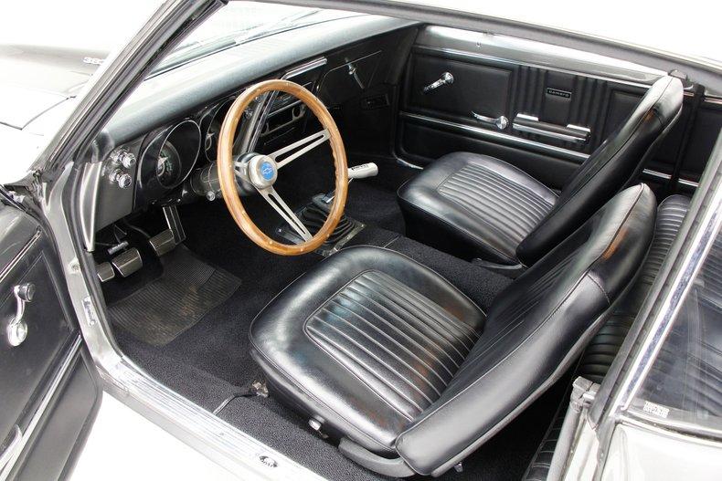 1967 Chevrolet Camaro RS 22