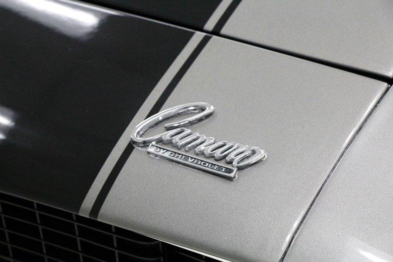1967 Chevrolet Camaro RS 9
