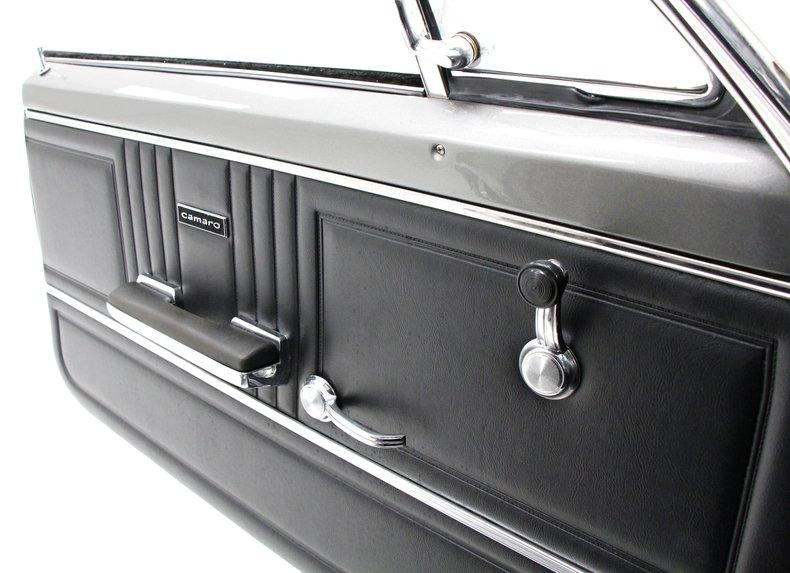 1967 Chevrolet Camaro RS 21