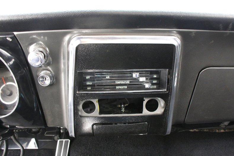 1967 Chevrolet Camaro RS 29