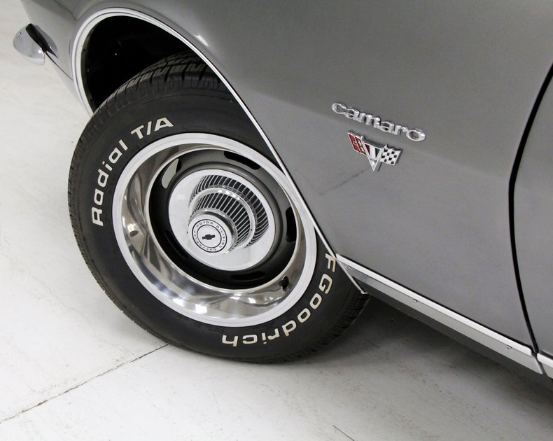 1967 Chevrolet Camaro RS 8