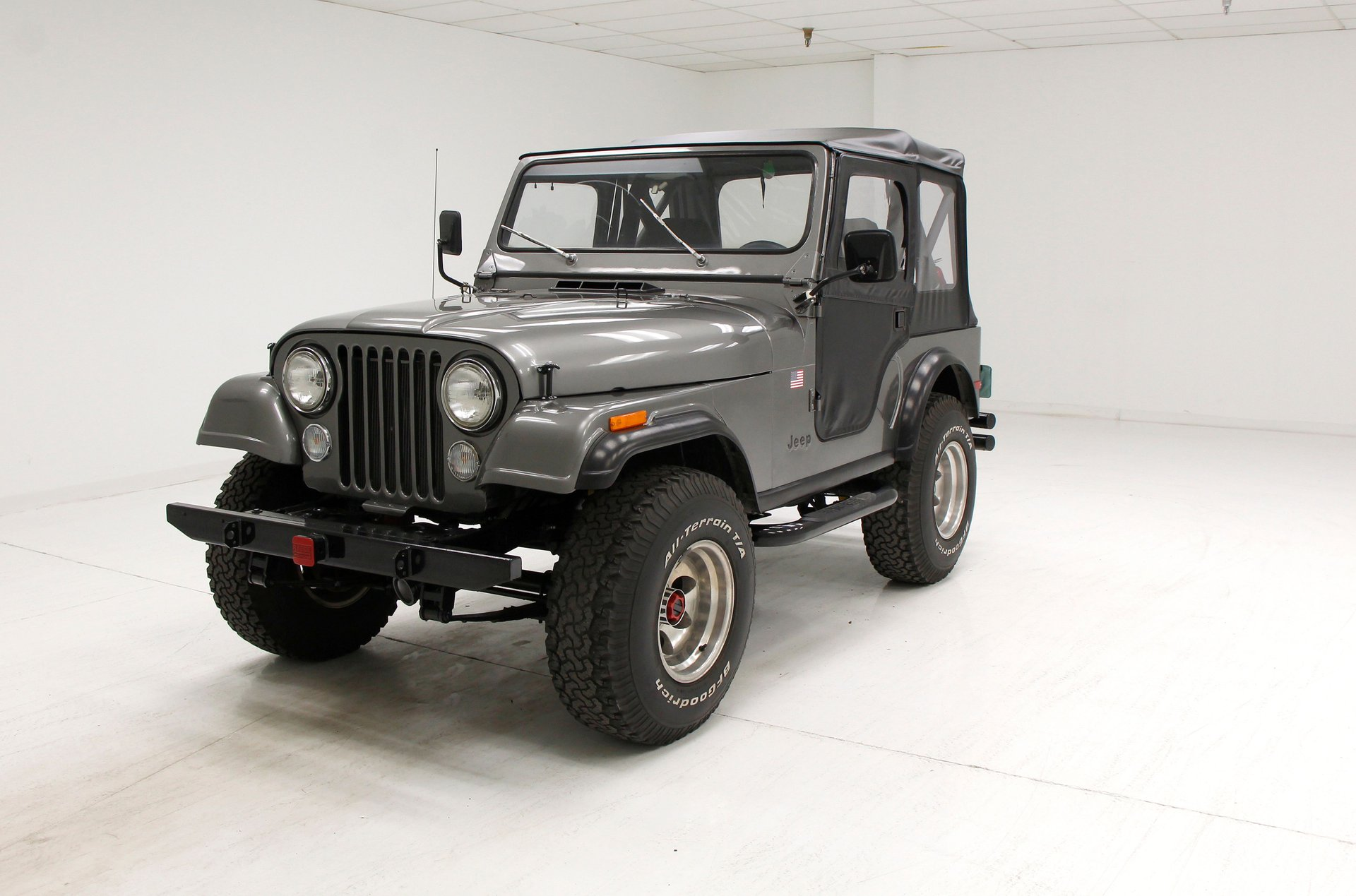 1980 AMC Jeep CJ5