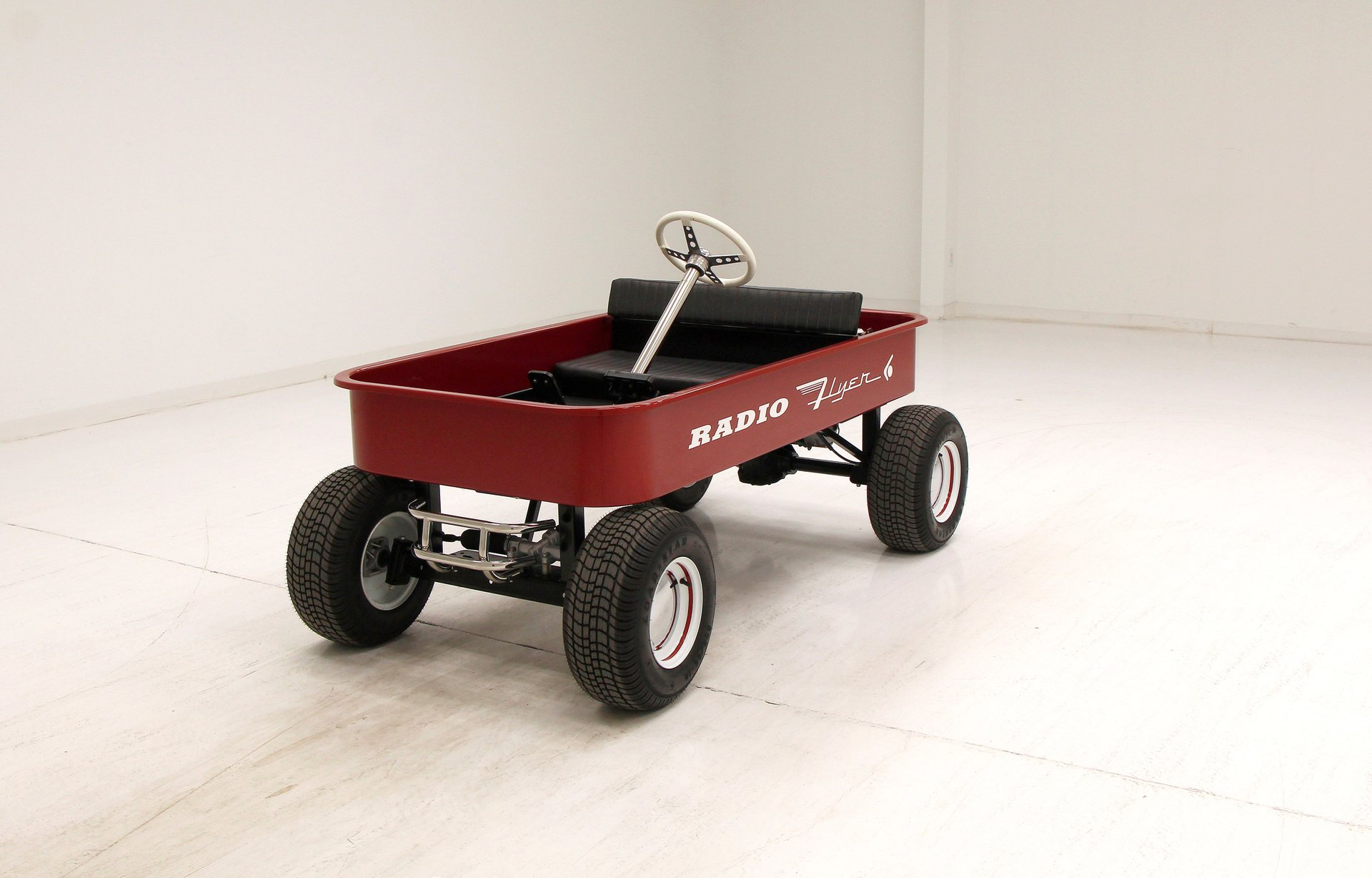 2017 Radio Flyer Wagon