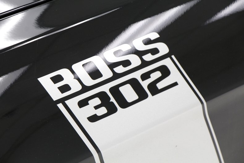 2013 Ford Mustang Boss 302 Laguna Seca 12