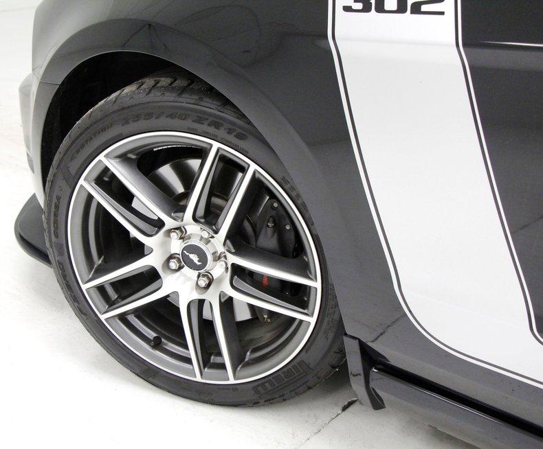 2013 Ford Mustang Boss 302 Laguna Seca 8