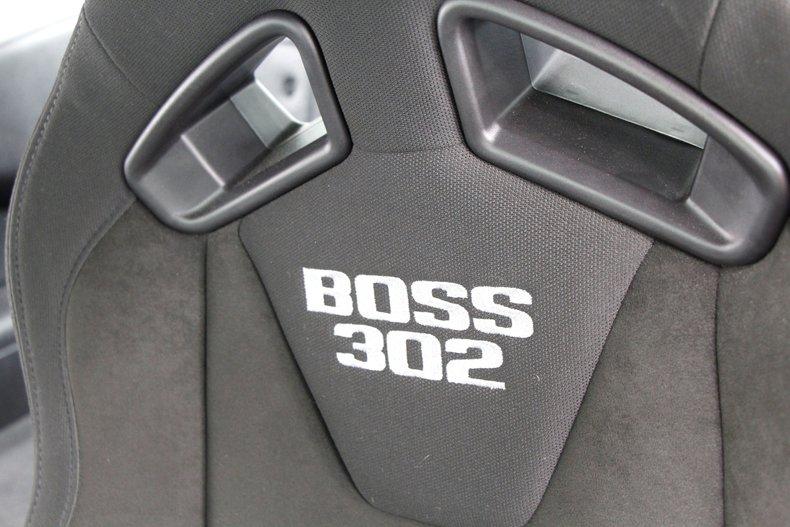 2013 Ford Mustang Boss 302 Laguna Seca 33