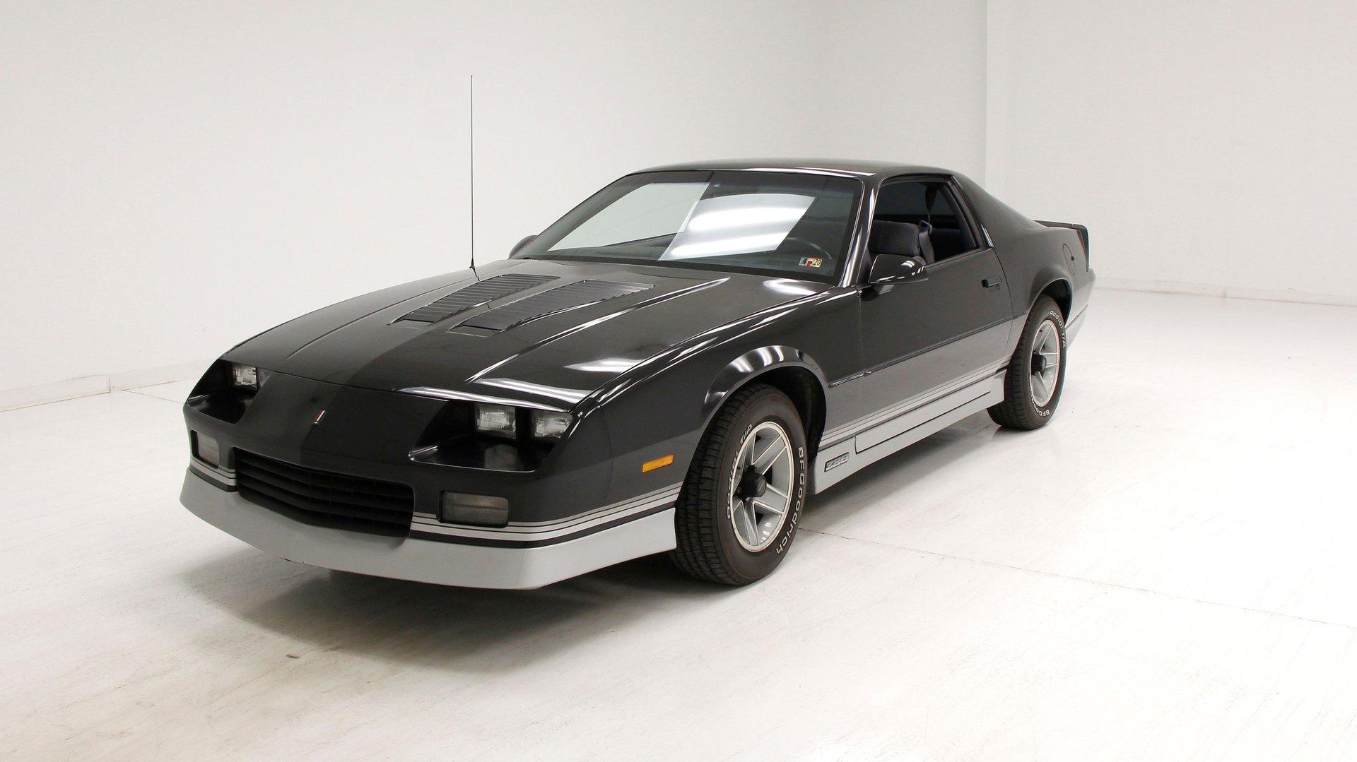 1986 Chevrolet Camaro Classic Auto Mall