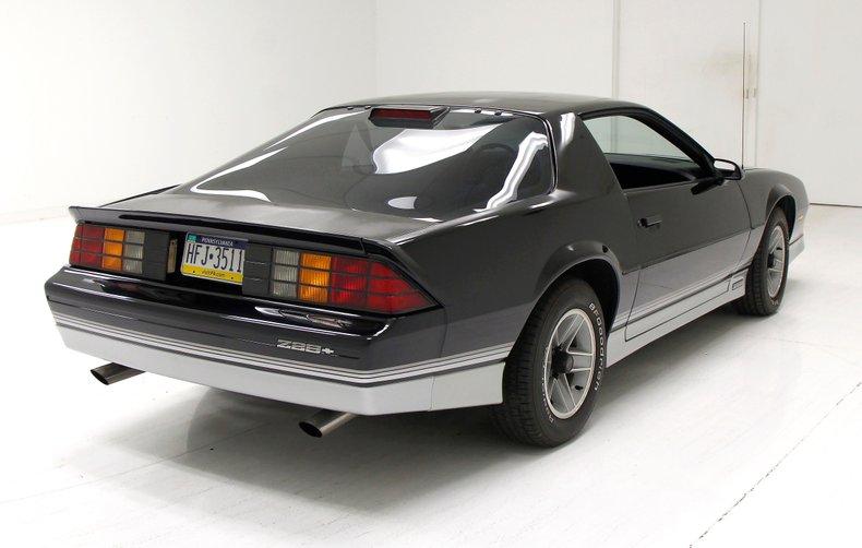 1986 Chevrolet Camaro Z 28 Ebay