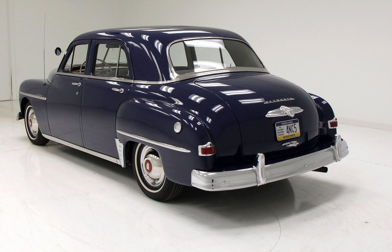 1950 Plymouth Special Deluxe 3