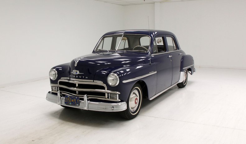 1950 Plymouth Special Deluxe 1