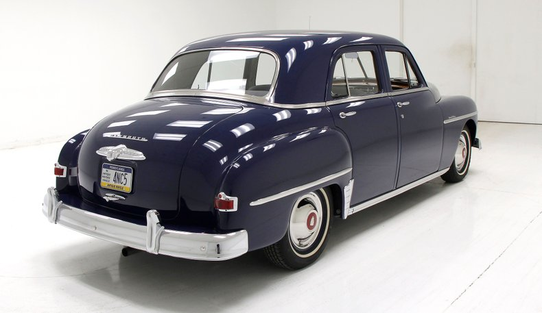 1950 Plymouth Special Deluxe 5