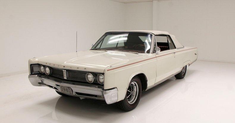 1967 Chrysler Newport Convertible 1