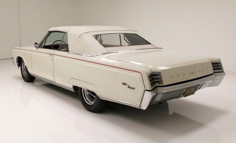 1967 Chrysler Newport Convertible 7