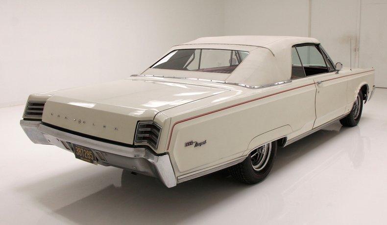 1967 Chrysler Newport Convertible 6