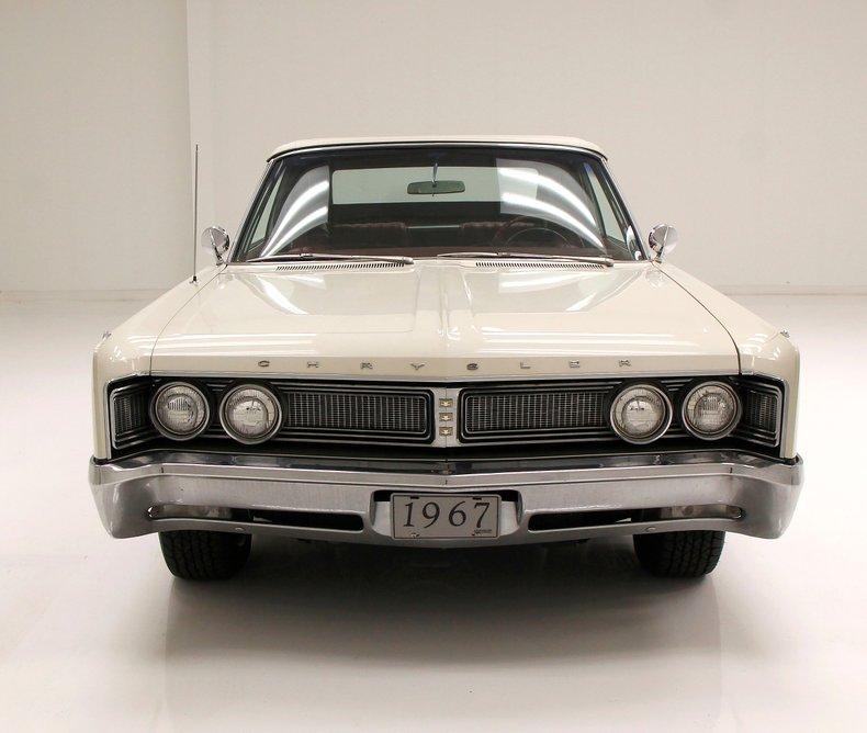 1967 Chrysler Newport Convertible 9