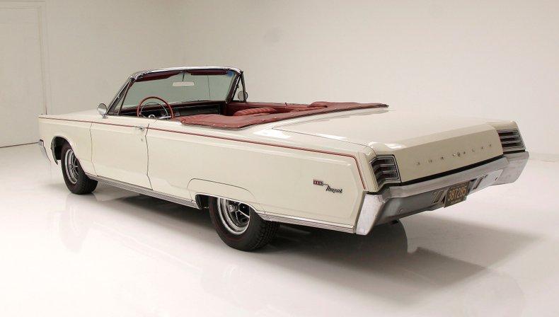 1967 Chrysler Newport Convertible 4