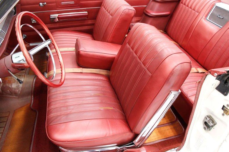 1967 Chrysler Newport Convertible 26