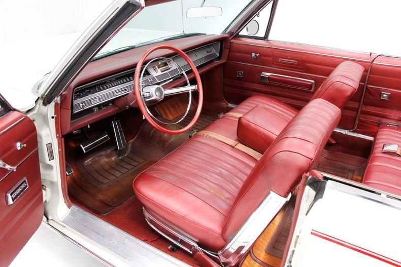 1967 Chrysler Newport Convertible 25