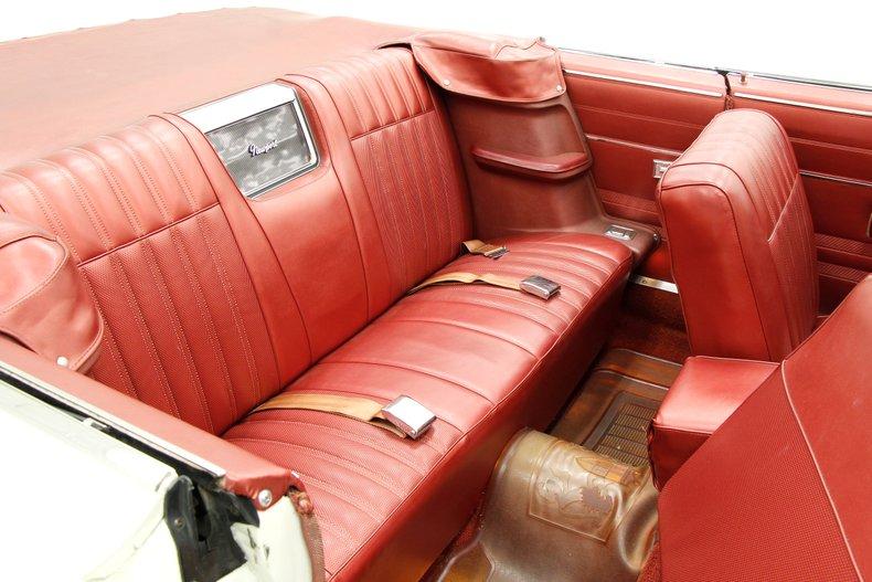 1967 Chrysler Newport Convertible 30