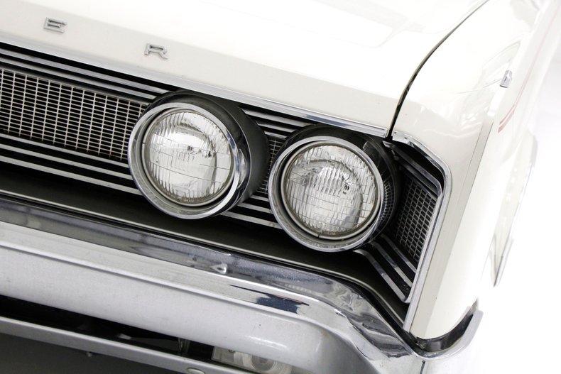 1967 Chrysler Newport Convertible 12