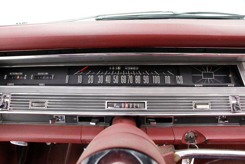1967 Chrysler Newport Convertible 34