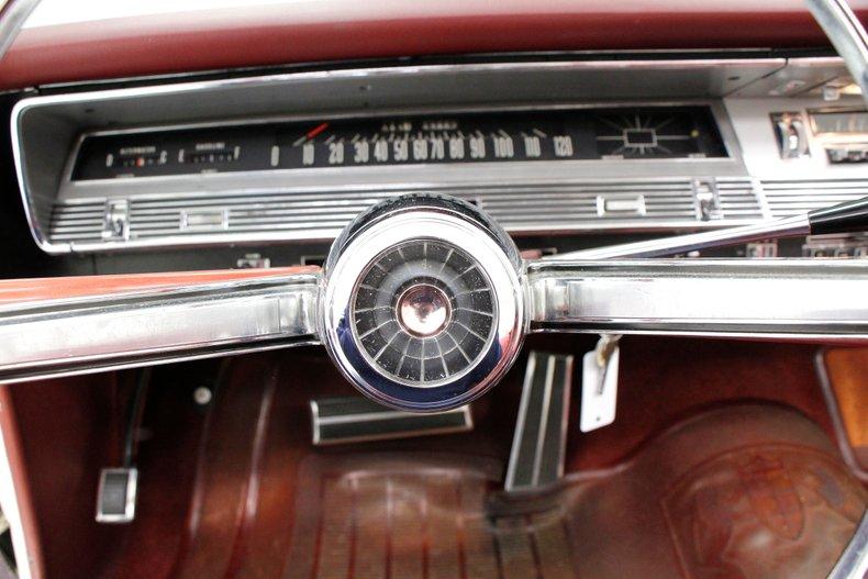 1967 Chrysler Newport Convertible 33