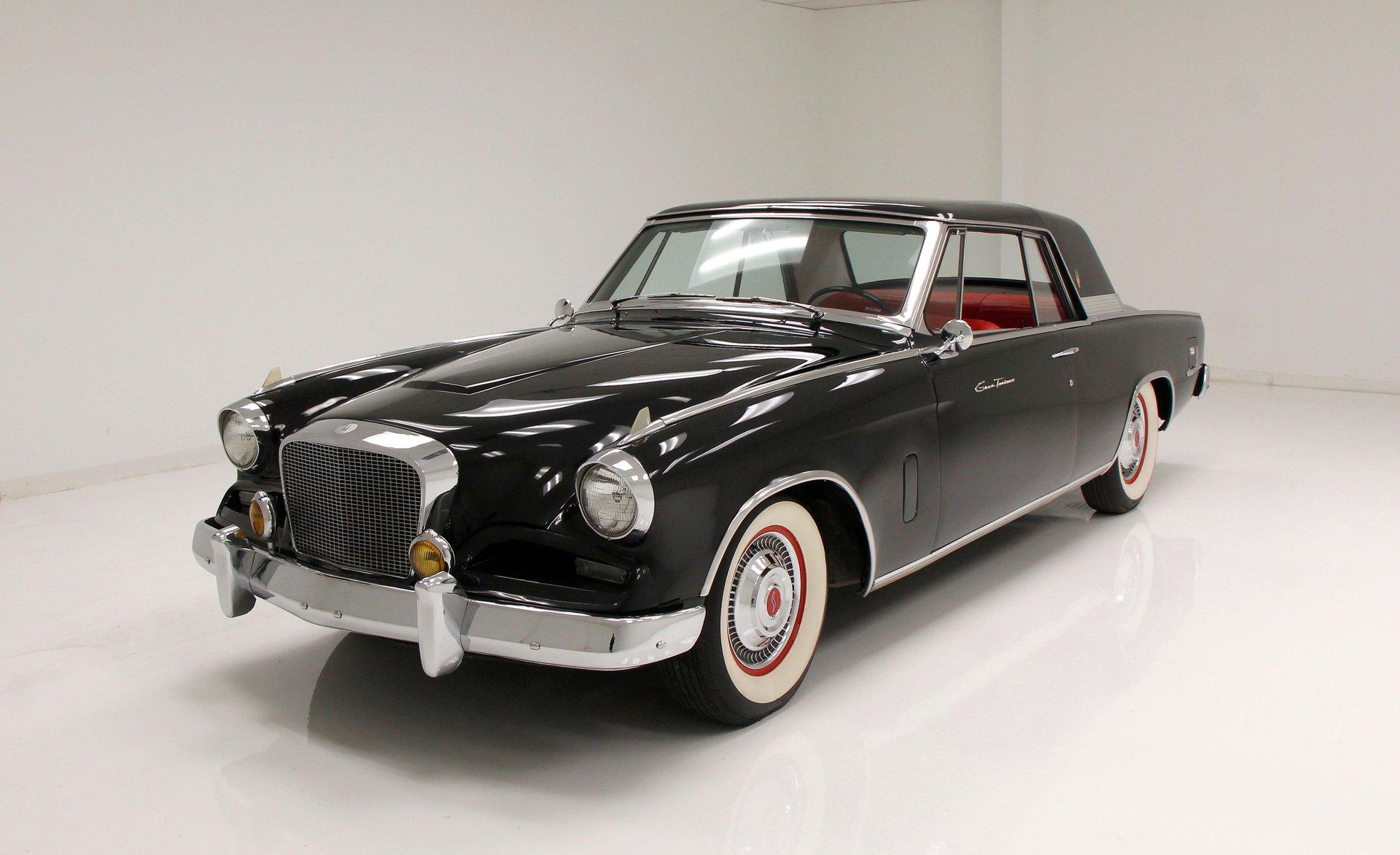 1962 Studebaker GT