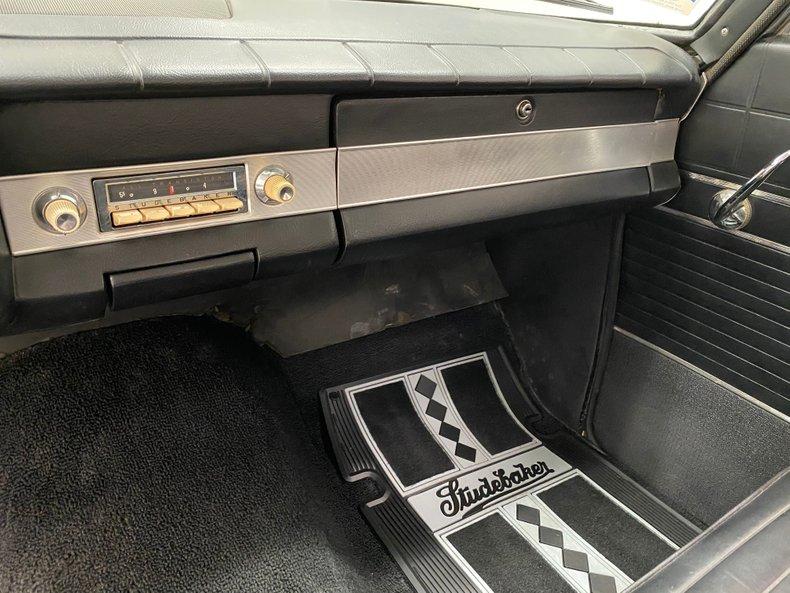 1964 Studebaker Daytona 25