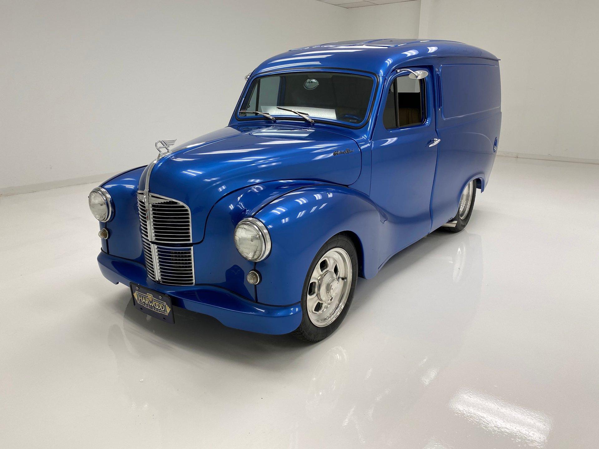 1948 Austin Panel Truck Sedan Delivery