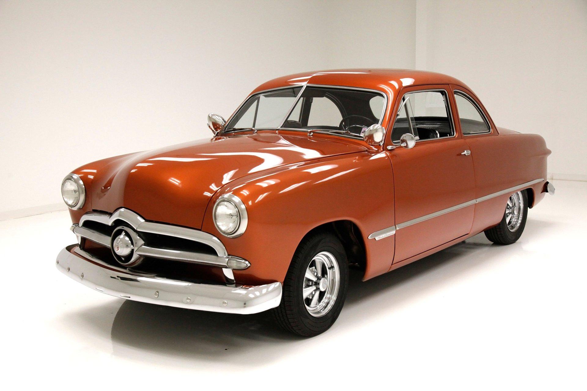 1949 Ford Club