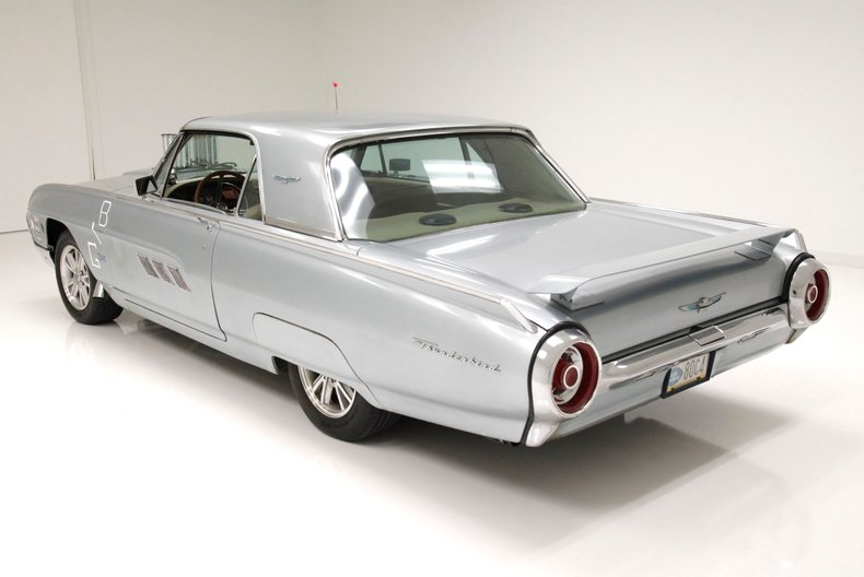 1963 Ford Thunderbird 3