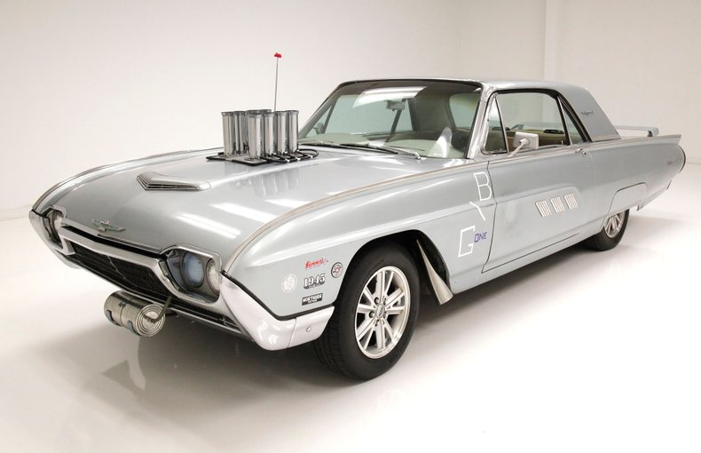 1963 Ford Thunderbird 1