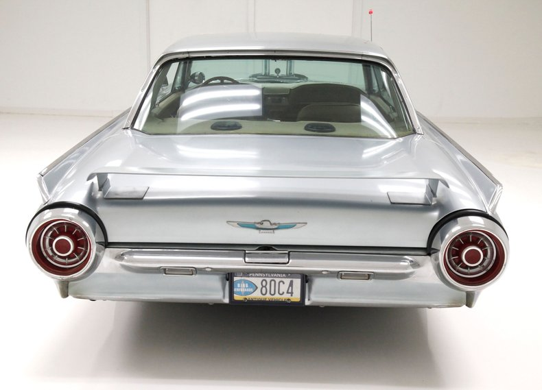 1963 Ford Thunderbird 4