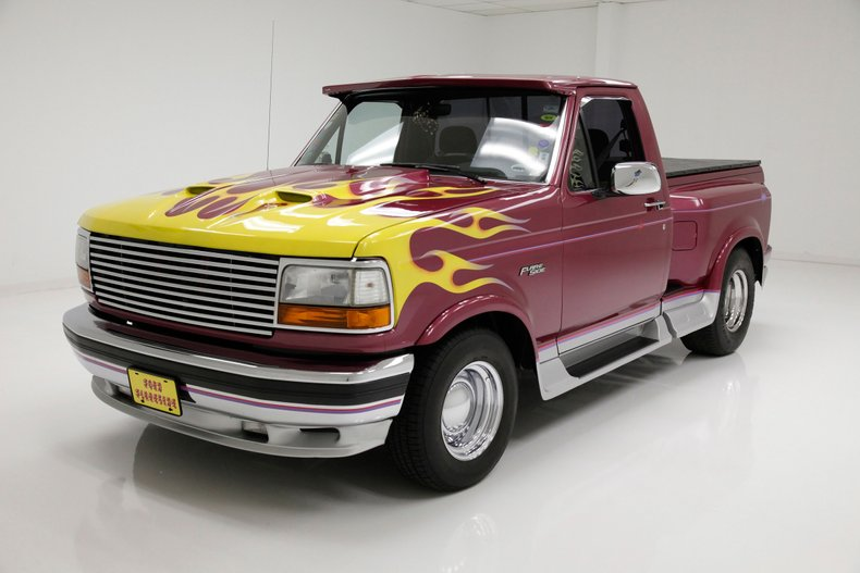 1992 Ford F150 Flareside Pickup