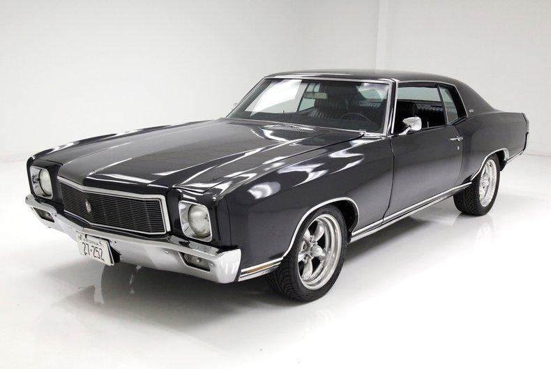 1971 Chevrolet Monte Carlo 1