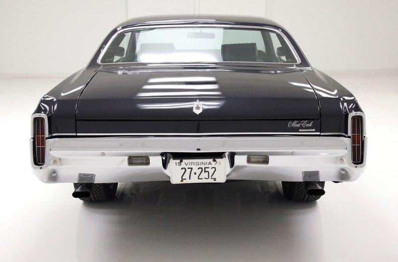 1971 Chevrolet Monte Carlo 4