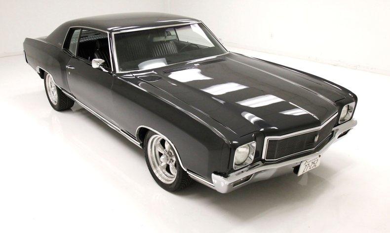 1971 Chevrolet Monte Carlo 7