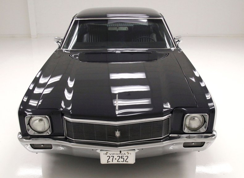 1971 Chevrolet Monte Carlo 8