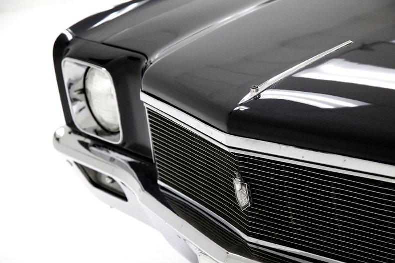 1971 Chevrolet Monte Carlo 11