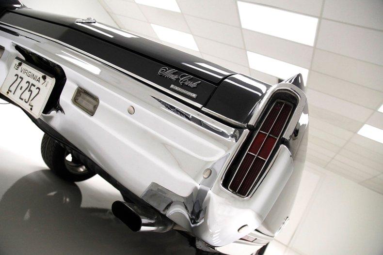 1971 Chevrolet Monte Carlo 19