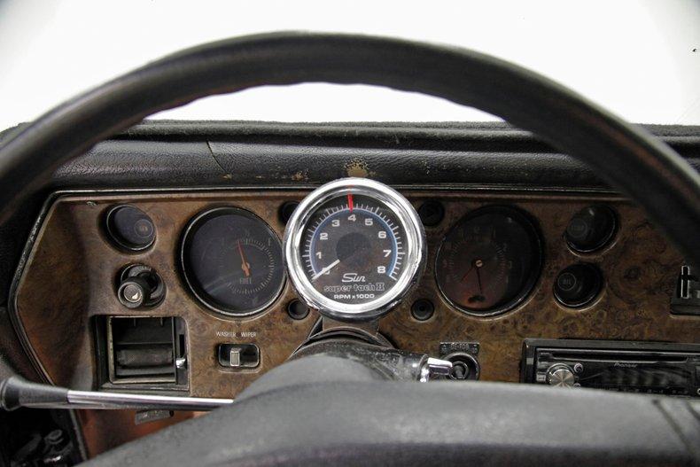 1971 Chevrolet Monte Carlo 34