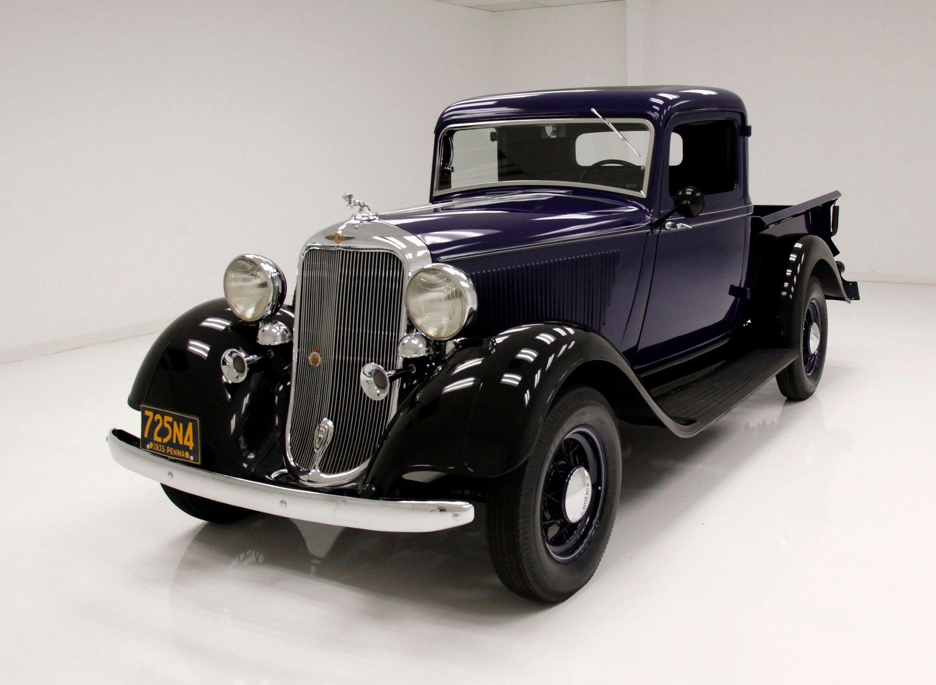1935 Dodge KC Pickup