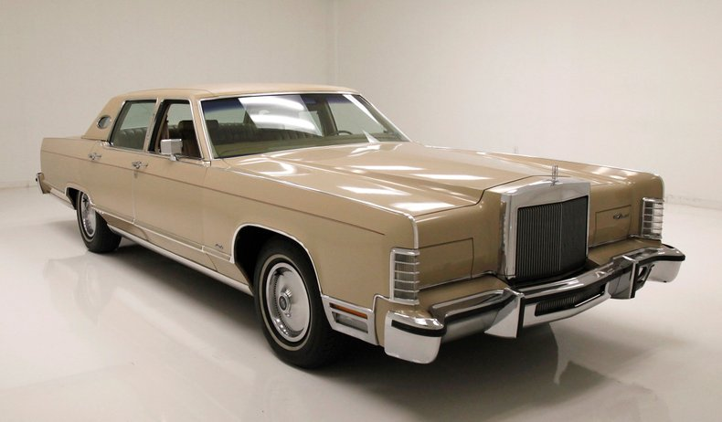 1978 Lincoln Continental Town Car 6