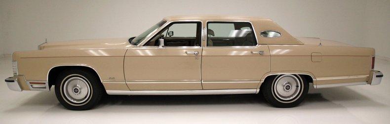 1978 Lincoln Continental Town Car 2