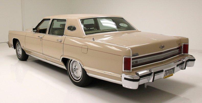 1978 Lincoln Continental Town Car 3