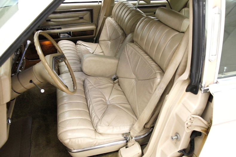 1978 Lincoln Continental Town Car 26